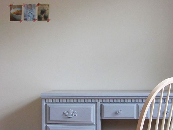 Chalk Paint Project Desk_5